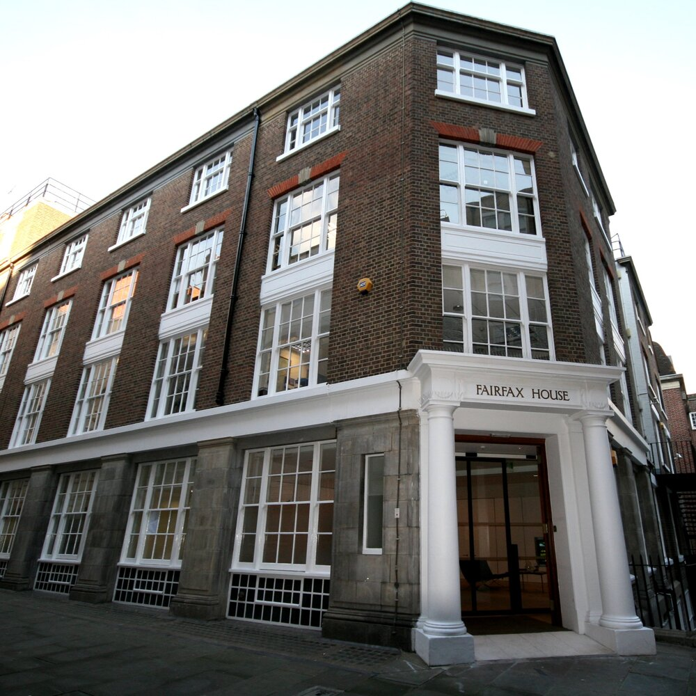 Fairfax House, Holborn