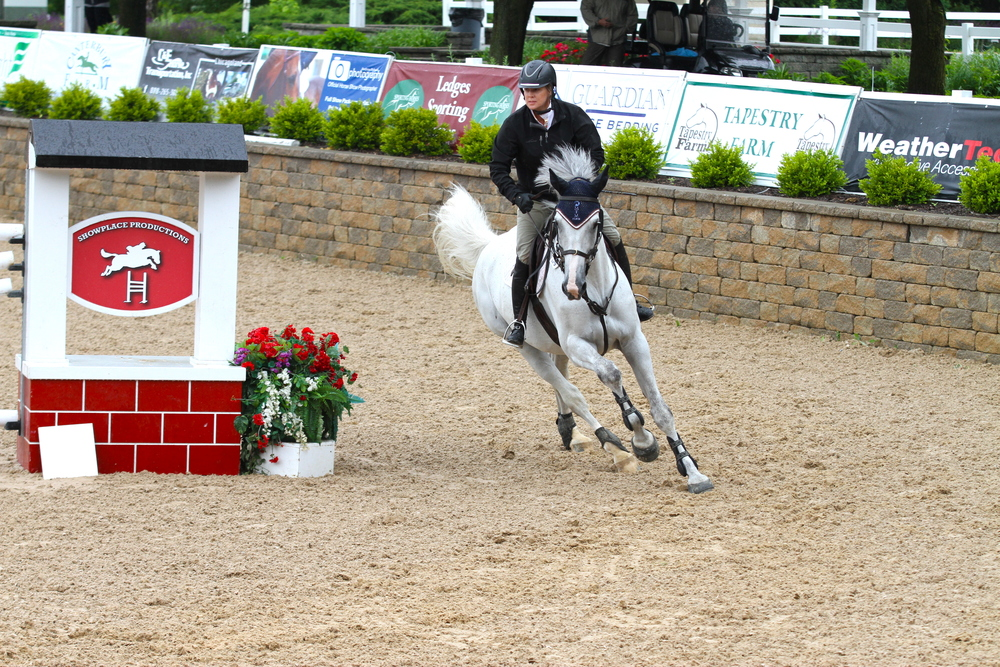 Tracy Fenney and MTM Reve Du Paradis
