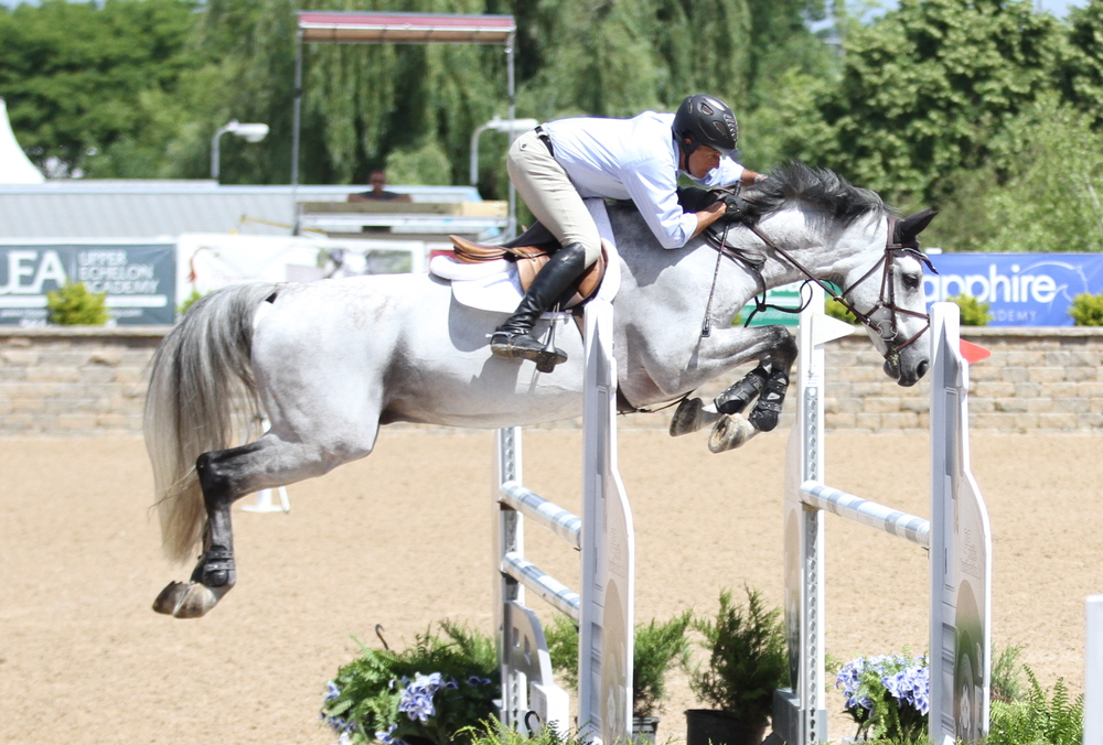 Third: Tony Font and Von Casius, owned by Deana Blackburn