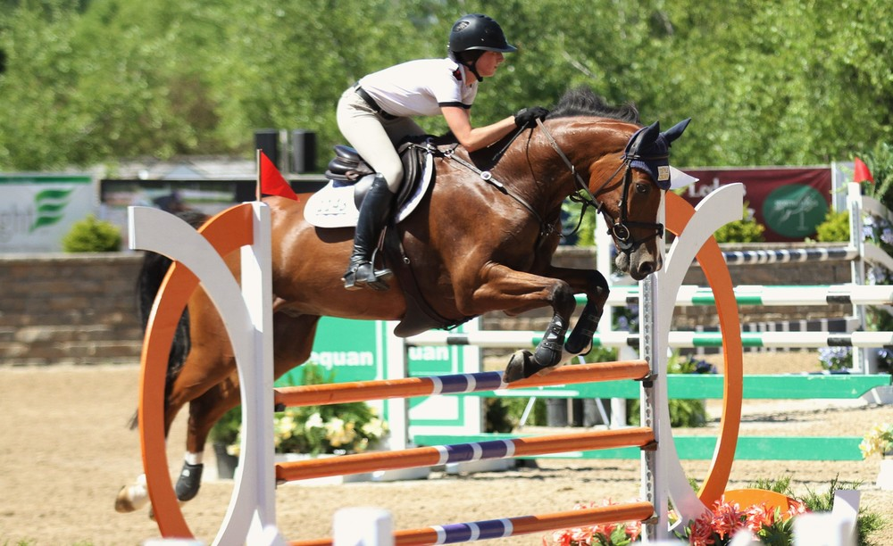 Diego, owned by Apex Equestrian and ridden by  Marissa Degner  won the $1,000 Young Jumper 7 Year Old Championship and earned the division championship.