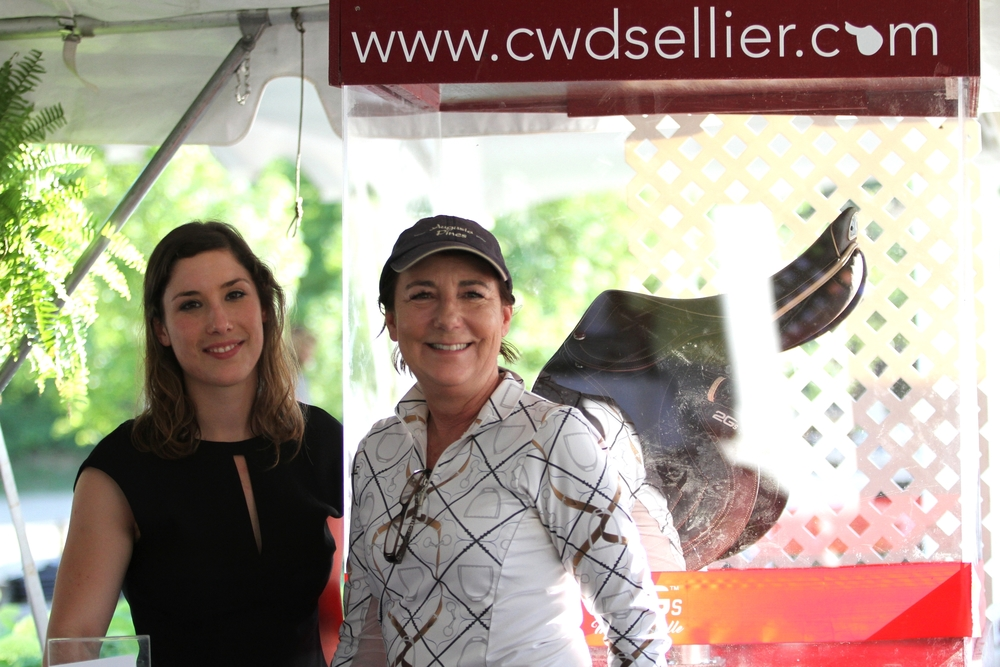 Janet Daigneault winner of CWD Sellier drawing