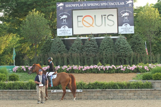 Best Turned Out award, presented by Equis  Caitlin Hope and Total Touch