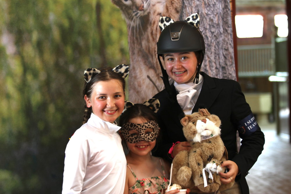 The Nature Conservancy hosted an ice cream social and a Bobcat photo booth. Photos by EQ Media