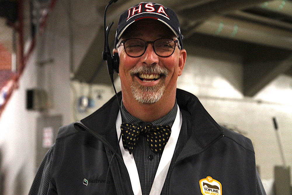 Chris Mitchell will serve as CPI Florida Horse Show's clinician and coach-for-hire. Photo by EQ Media