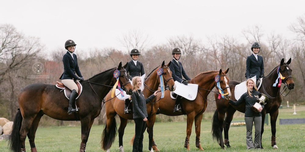 SCAD won the ANRC National Intercollegiate Equitation Championship for the fourth time in 2018. Photo courtesy of SCAD
