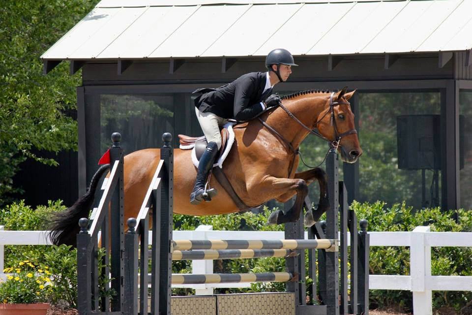 At the CPI Spotlight, students will experience what it is like to be an equestrian at Centenary University and if it is the right fit. Photo courtesy of Centenary University