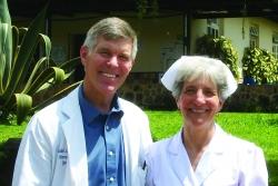 Dr. Rick and Debbie Bardin