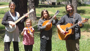 Ruckrich Family - Bluegrass Band