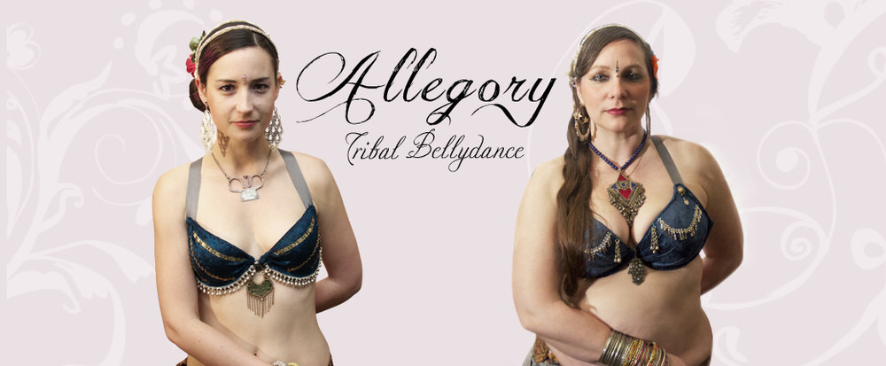 allegory tribal belly dance