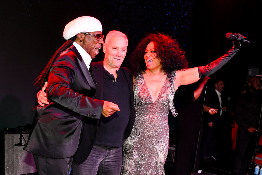 Nile Rodgers, Ian Schrager, Diana Ross.jpg