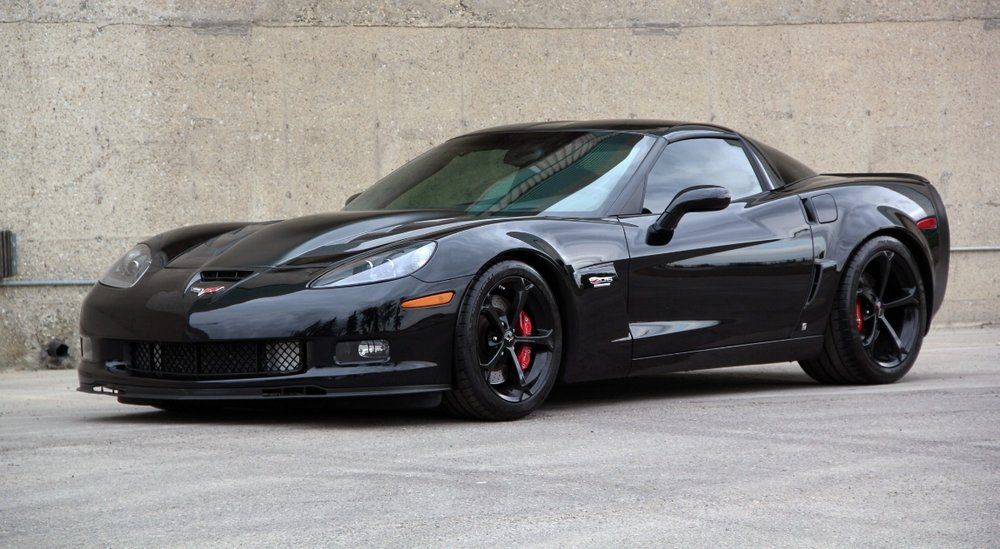 What I want - a 2009 Z06.  Hey, they're only 35,000! Maybe I could just... sell a kidney.