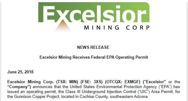 EXMGF operating permit notice mailer