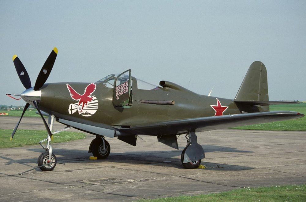 The P-63 King Cobra