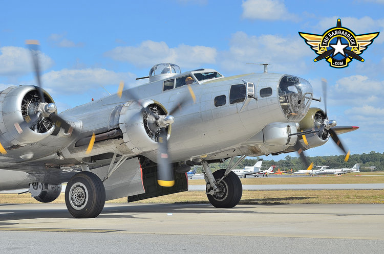 "Episode #77. The EAA Pilots talk about the B-17G ""Aluminum Overcast"" at the Atlanta Warbird Weekend."