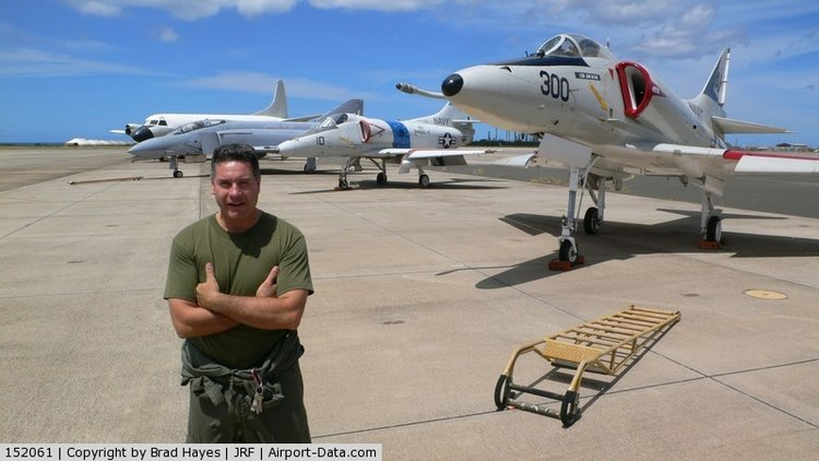 Episode #56. Brad Hayes and the Naval Air Museum Barbers Point.