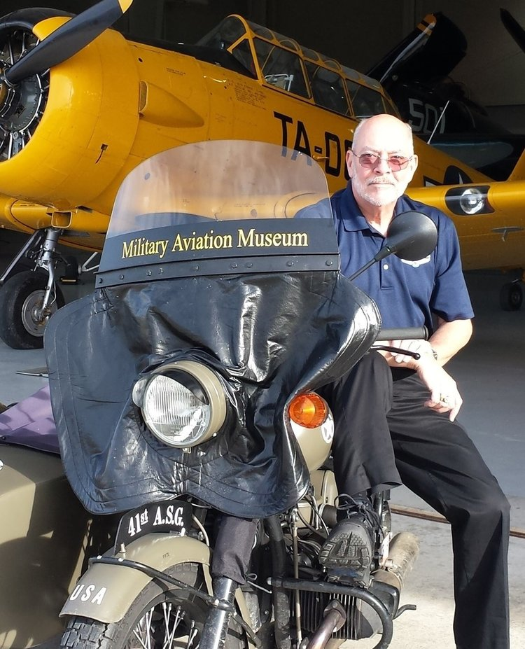 Episode #55. The Military Aviation Museum Director - Mike Potter.