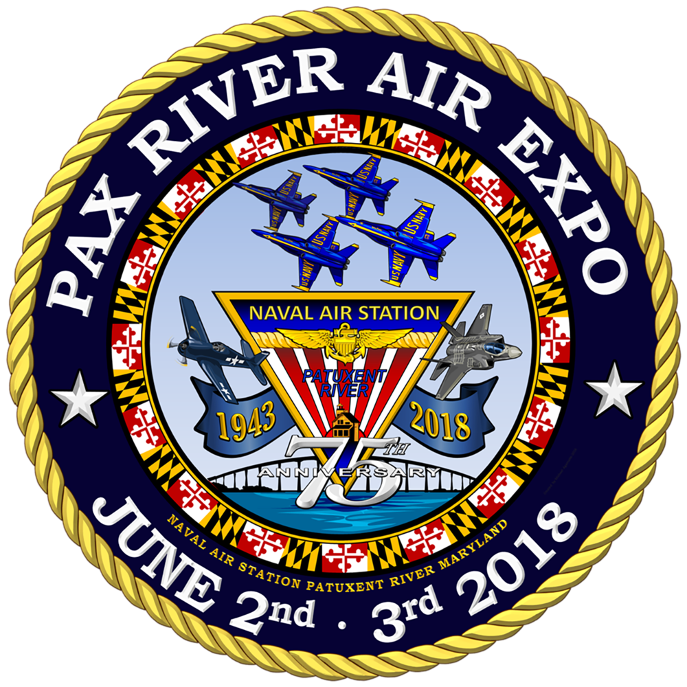 Episode #88. Pax River Air Expo 2018.