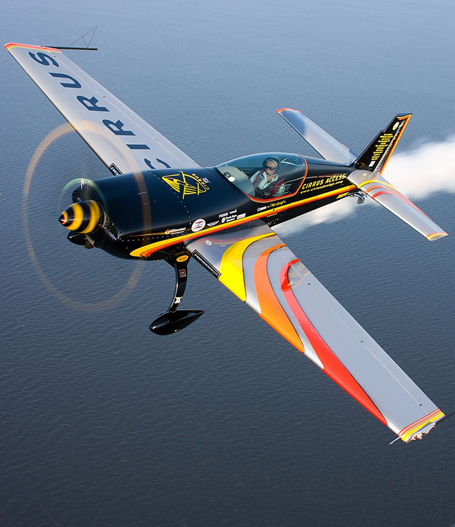 Episode #92. Patty Wagstaff talks aviation and aerobatics.