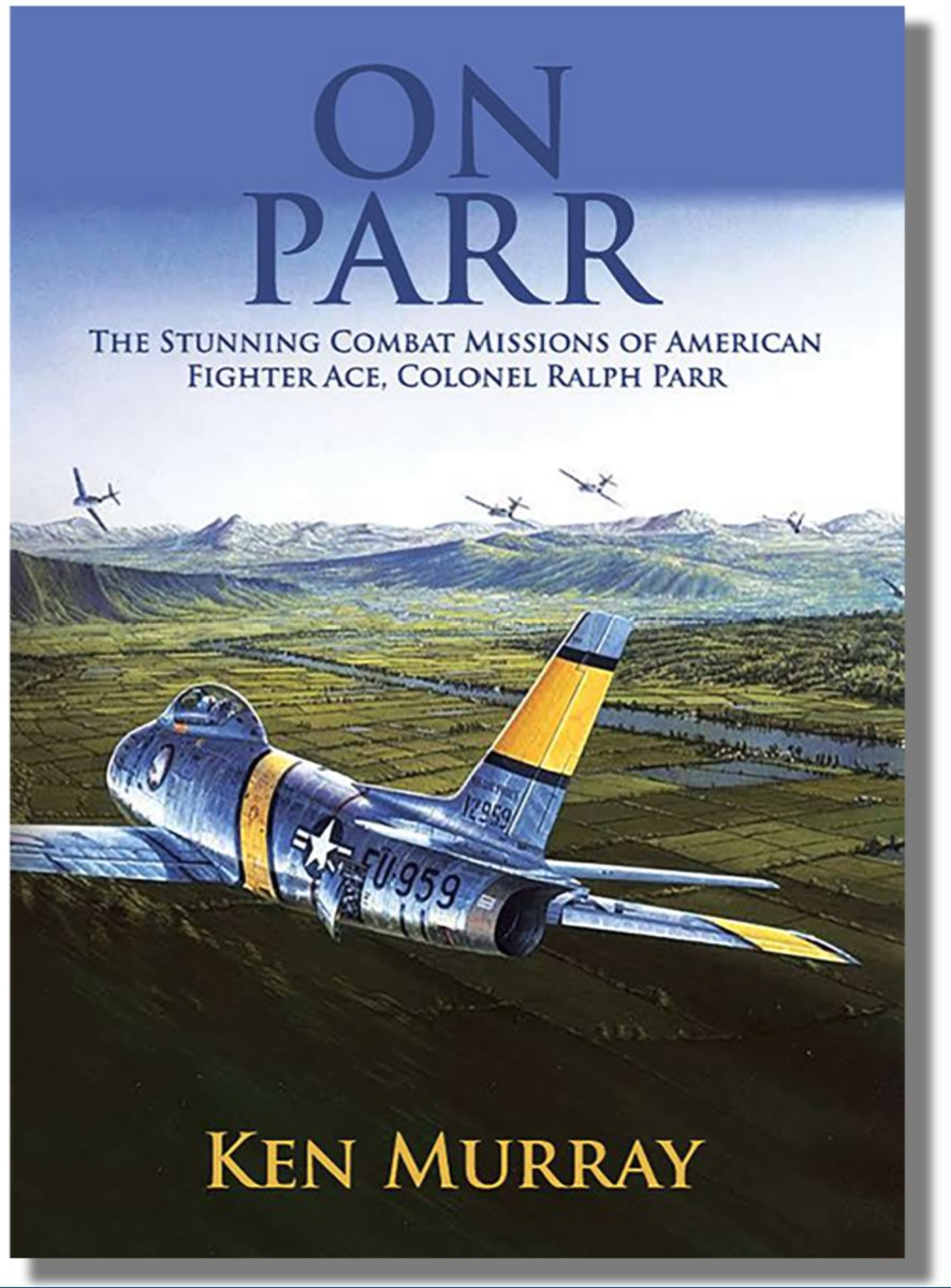 "Episode #102. Veteran and Aviation Enthusiast Ken Murray and his book ""On Parr""."