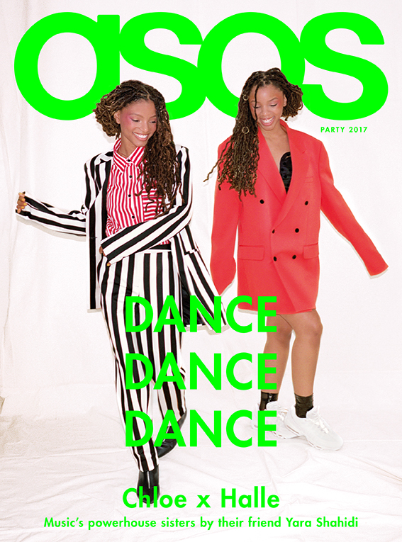 ASOS Magazine - Party Issue 2017