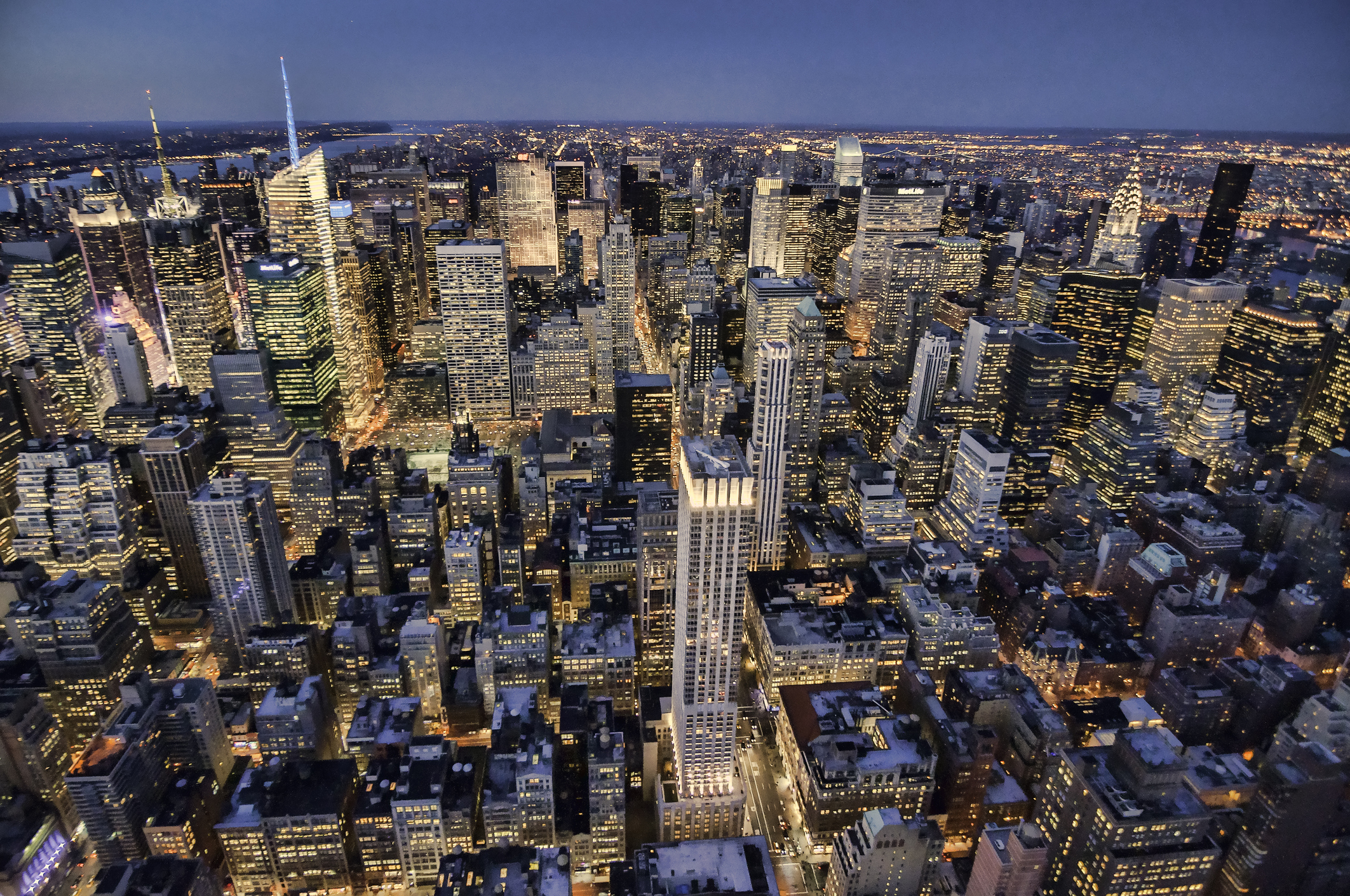 New York's Utilities Form a Joint Future Technology Plan