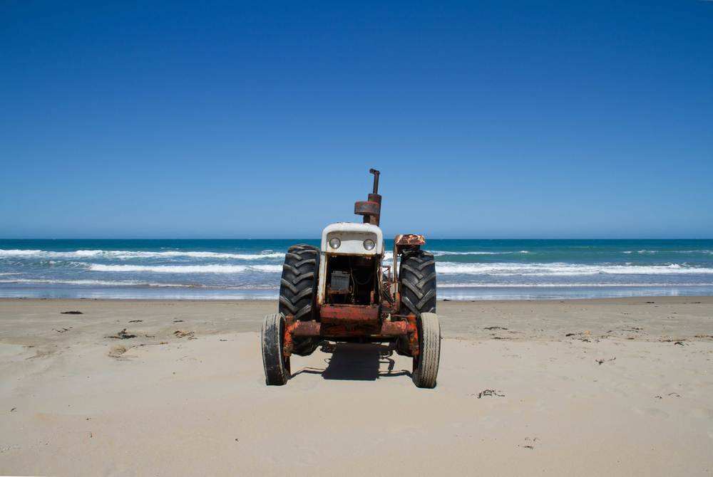Ocean Beach, Hastings/Heretaunga, 2016*