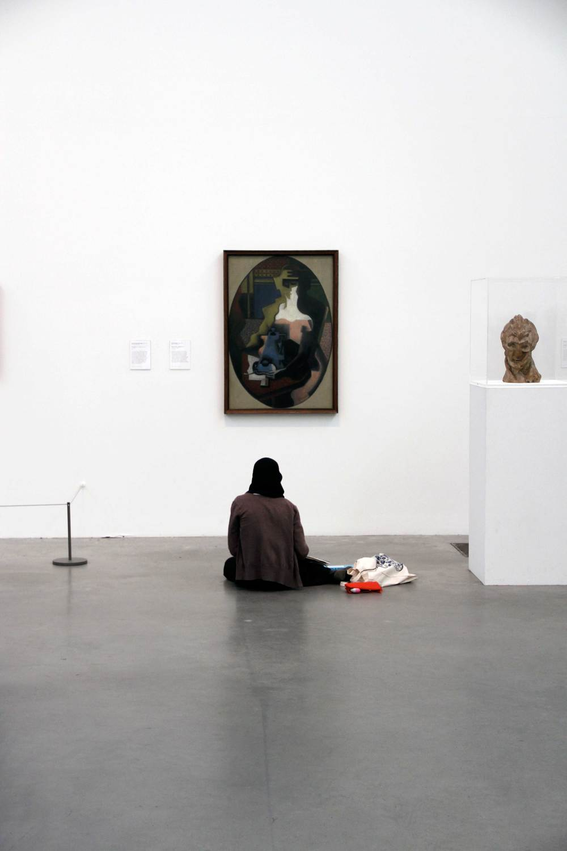 Girl, Tate Modern. 2011*