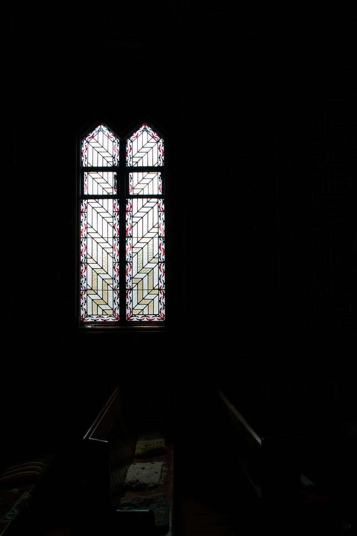 Tall Window, St Mary's Memorial Church, Tikitiki, January 2016***