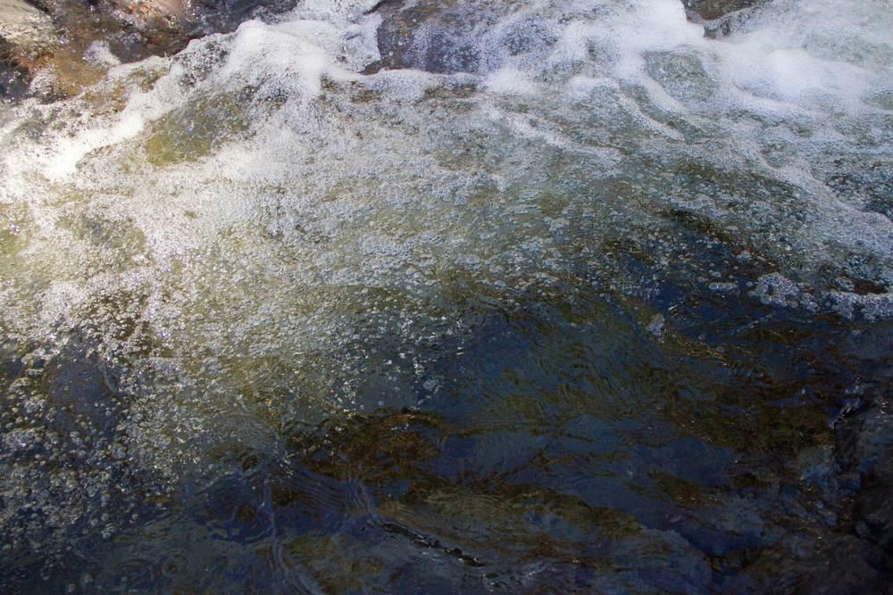 River of Te Rere o Kapuni, August 2016*