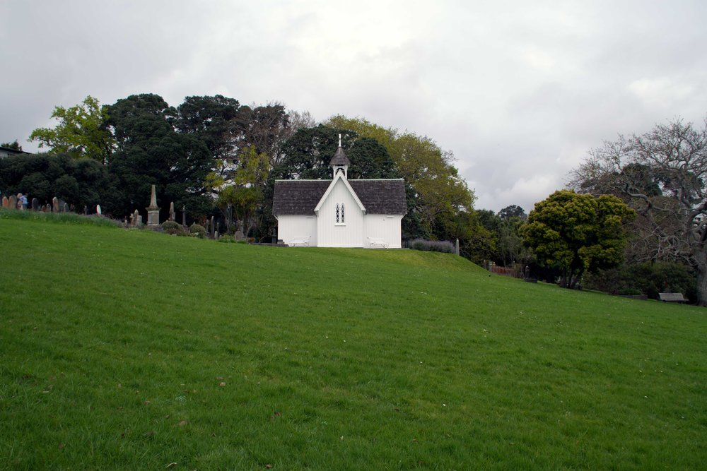 St Stephens Chapel, Judges Bay, Auckland, August 2016