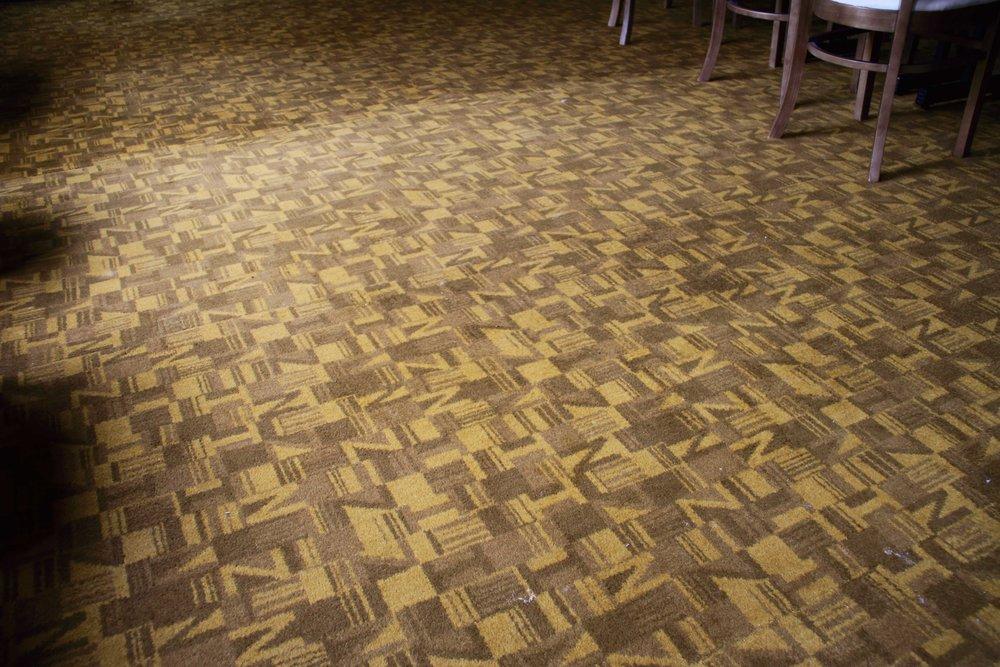 Carpet, Aotea / Great Barrier Island, 2014