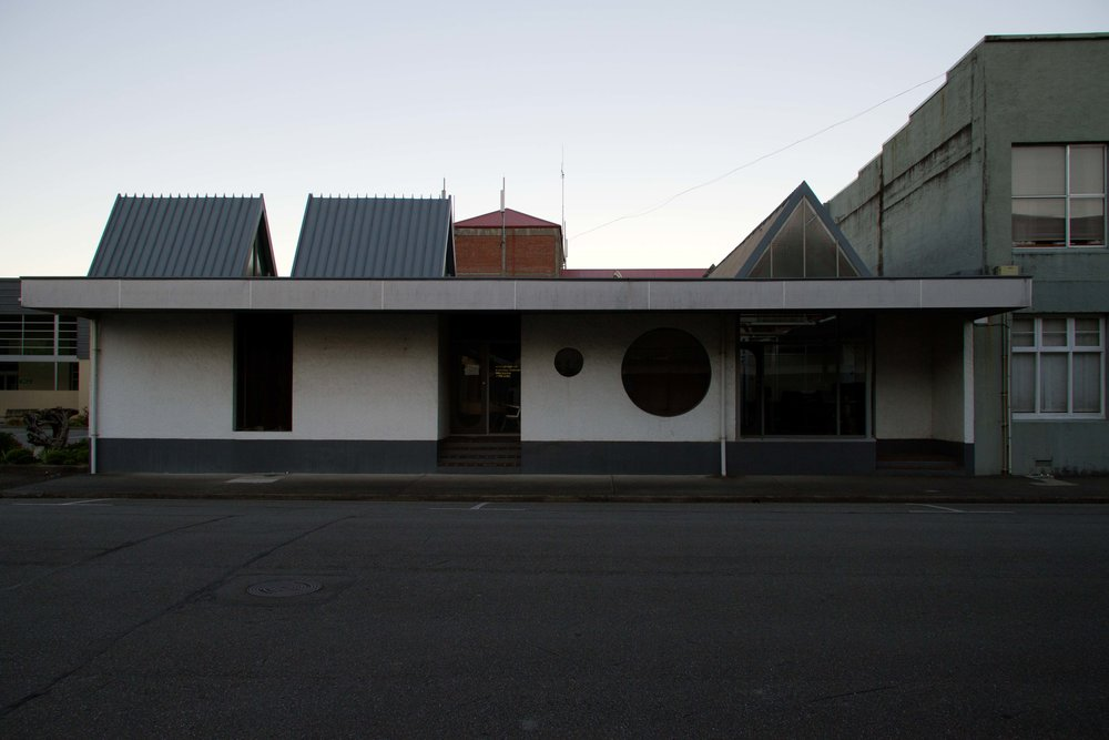 Buildings, Greymouth, March 2017*
