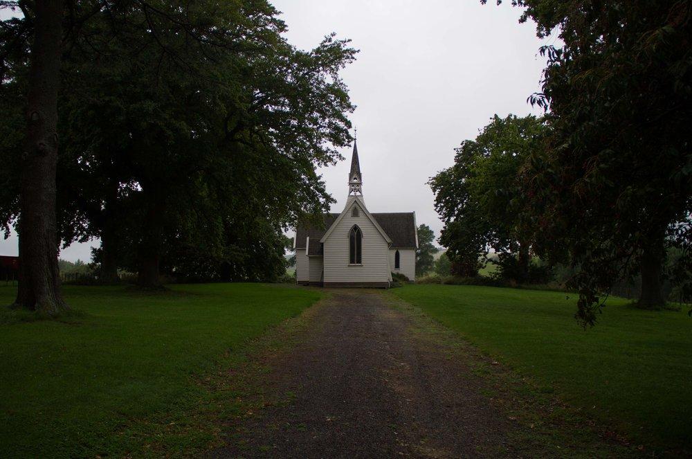Church, Location forgotten, 2017