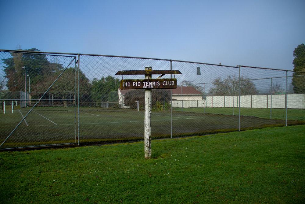 Pio Pio Tennis Club, 2018