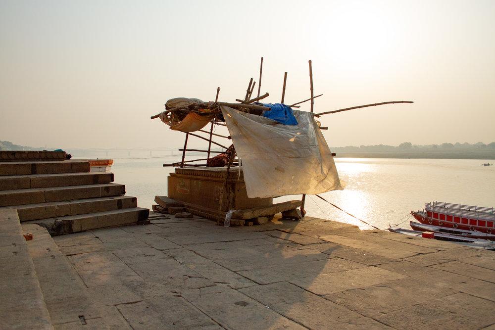 Copy of Home, by Ganga Mahal, 2018