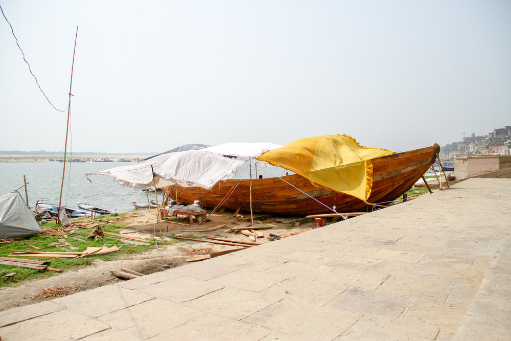 Copy of Flying boat, 2018