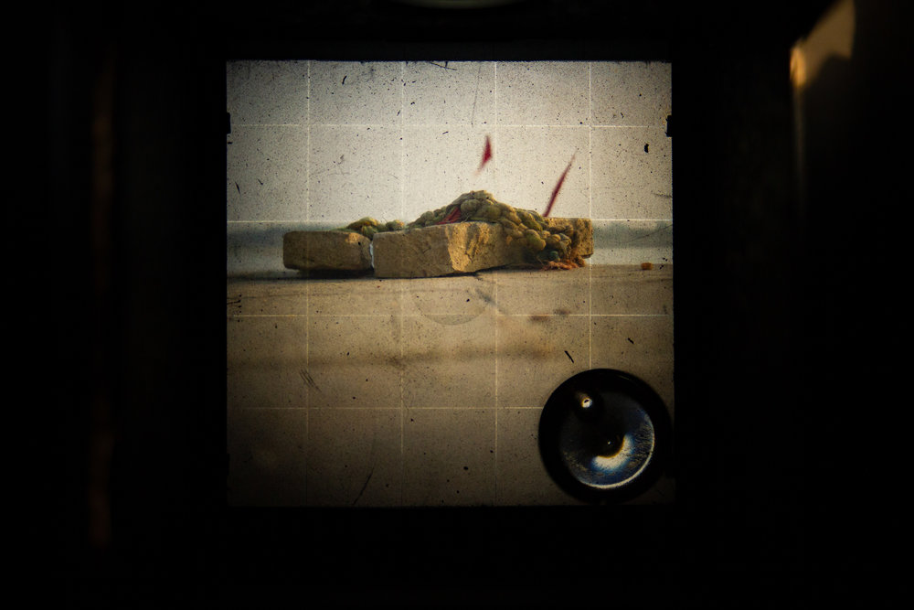 Copy of Through the camera/time travel (Anchor Stones), 2018