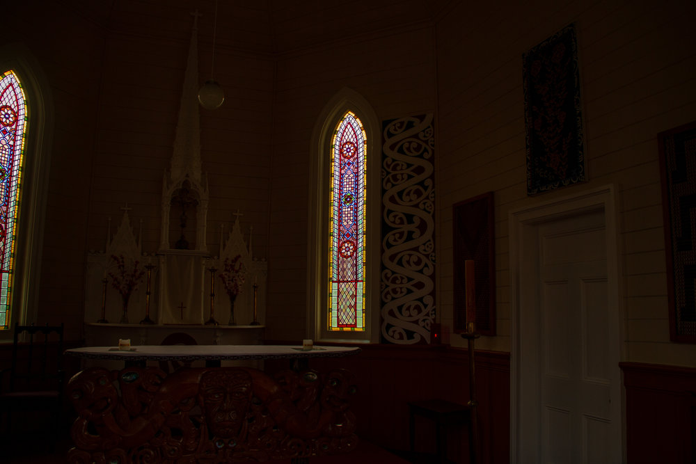 St Joseph's Catholic Church, Hiruharama Jerusalem, Whanganui, 2018
