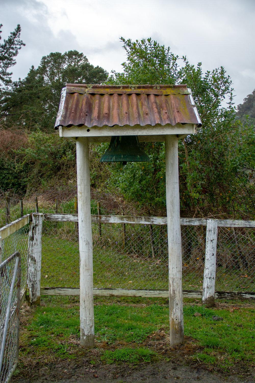 Bell, Whare Karakia, Te Pou o Rongo, Rānana, Whanganui
