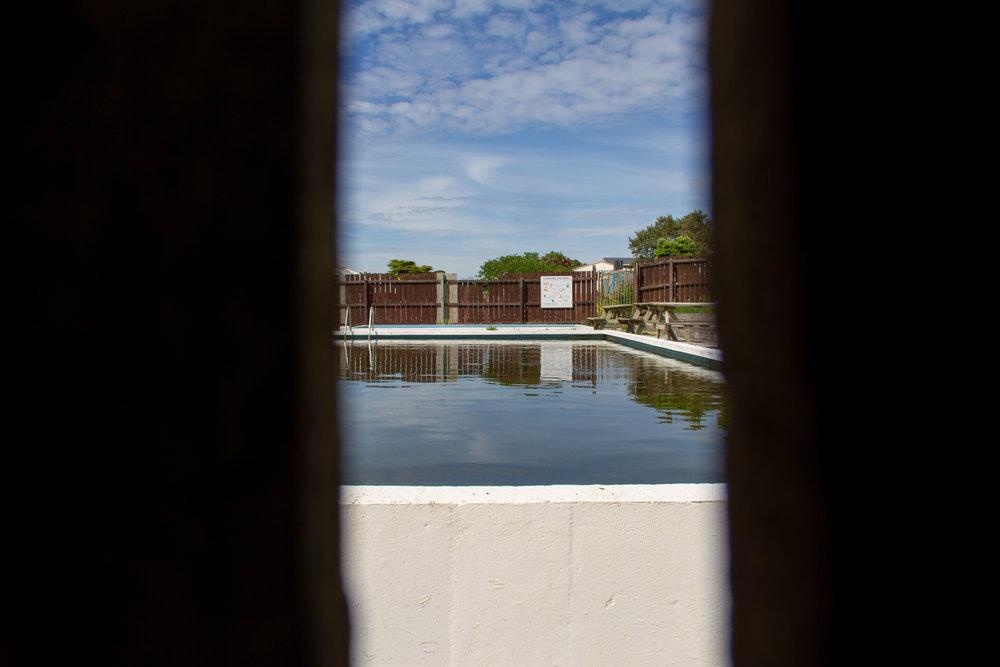 Chatham Island Commuinty Pools, Te One, 2019