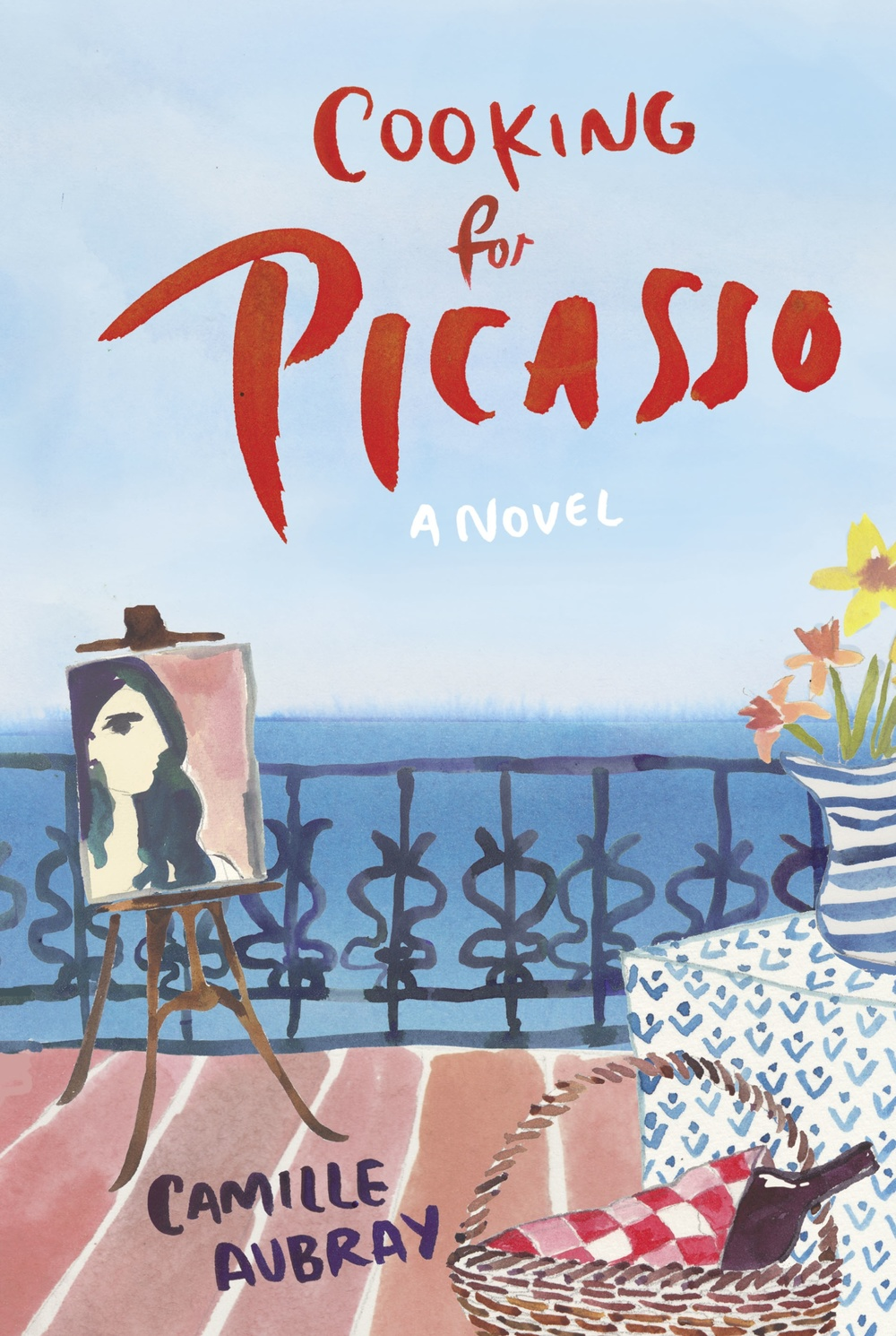 Camille Aubray - Author of Cooking for Picasso