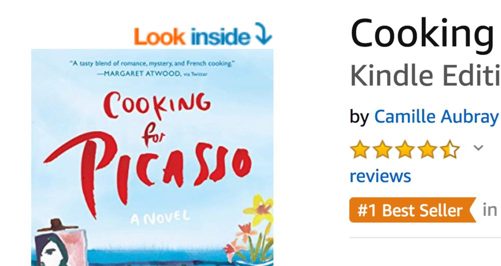 #1 AmazonBestsellerCookingForPicasso.png