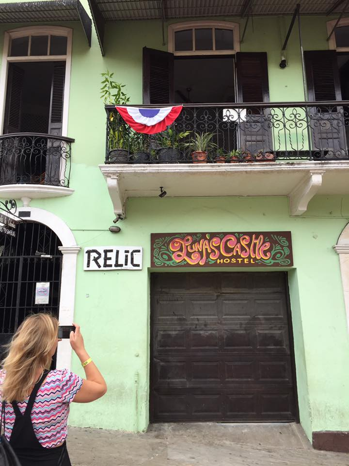 Luna's Castle — the most popular hostel in Casco Viejo
