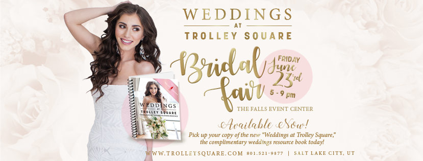 Weddings at Trolley Square