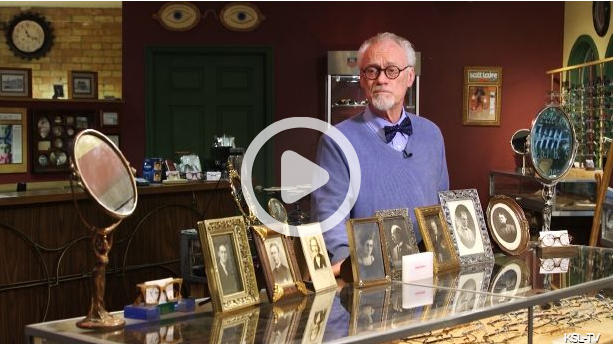 View the news story by KSL's Tania Mashburn about John Cottam and The Spectacle.