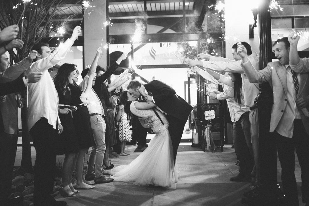 Wedding Reception Get Away