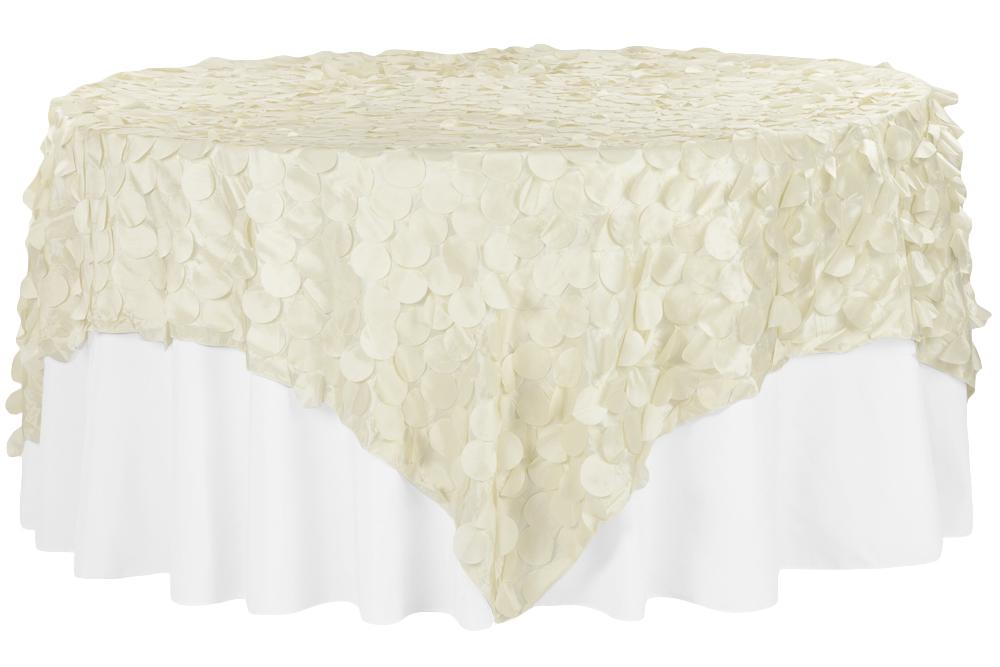 Petal-Circle-Taffeta-Square-Table-Overlay-90x90-Ivory.jpg