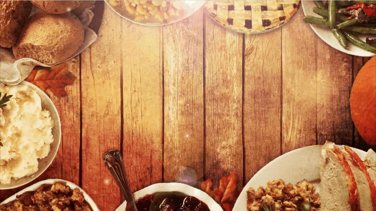Church Family Thanksgiving Dinner