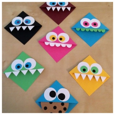 monster book market craft