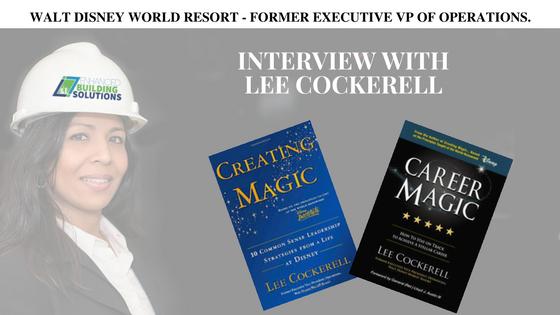 creating magic cockerell lee